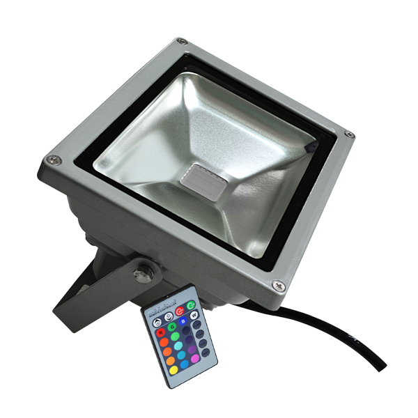 Rgb led flood light 10w20w30w50w70w80w100w rgb led flood led flood light rgb 20w mozeypictures Image collections