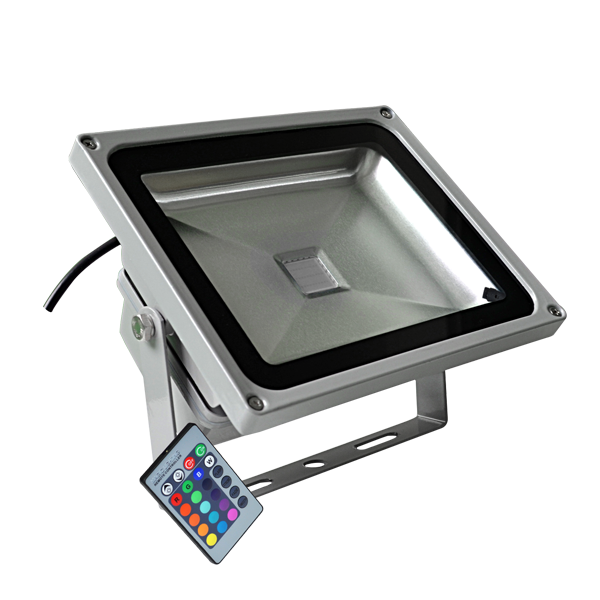 Rgb led flood light 10w20w30w50w70w80w100w rgb led flood led flood light rgb 30w mozeypictures Image collections