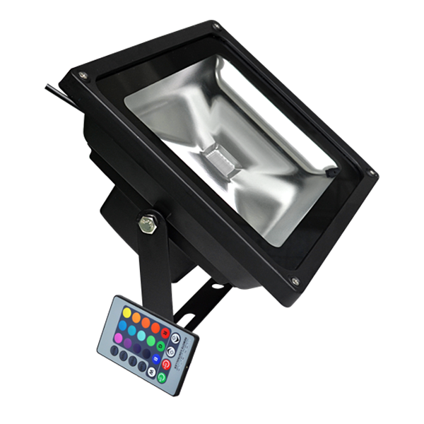 Rgb led flood light 10w20w30w50w70w80w100w rgb led flood led flood light rgb 50w mozeypictures Image collections